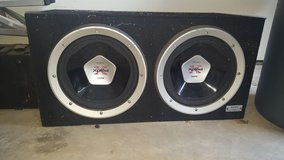 Sony subwoofers in Kingwood, Texas