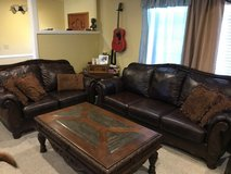 North Shore by Ashley furniture living room set in Fort Irwin, California