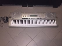 Casio WK-200 in Heidelberg, GE