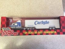 "Model ""Carlyle - 1:64 Die Cast Transporter"" in Fort Leonard Wood, Missouri"