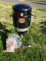 brinkmann all in one grill smoker fryer in Clarksville, Tennessee