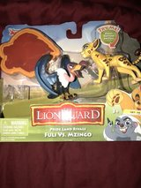The Lion Guard in Kingwood, Texas