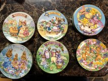 """13 Avon Easter Plates 5"""" Across in Fort Knox, Kentucky"""