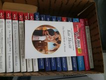 25 Harlequin Romance Novels, Varied Titles in Camp Pendleton, California