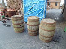 WOOD WHISKEY BARRELS in New Lenox, Illinois