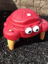 Sand Water Table in Vacaville, California