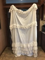 Ruffle curtains in Alamogordo, New Mexico