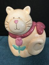 Ceramic Cat Cookie Jar in Perry, Georgia