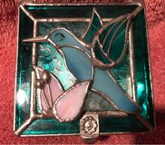 New Stained Glass box in Sandwich, Illinois