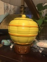 Vintage McCoy Hot Air Balloon Cookie Jar in Fort Leonard Wood, Missouri