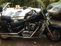 2002 Suzuki intruder 1500 LC Custom in Little Rock, Arkansas