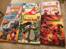 6 Disney Books in Yorkville, Illinois