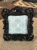 Small Black Frame in Plainfield, Illinois