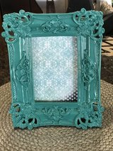 Turquoise Frame in Plainfield, Illinois