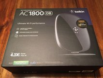 Belkin AC1800 Wi-Fi Dual-Band AC+ Gigabit Router in Eglin AFB, Florida