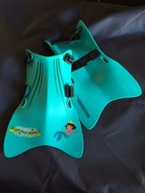 Kids DORA Swimming Fins / Flippers in Bolingbrook, Illinois