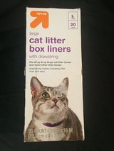 Cat Litter box liners in Naperville, Illinois