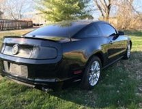 2013 Black Ford Mustang, 77K miles in Clarksville, Tennessee