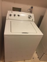whirlpool stainless steal Washer in Travis AFB, California