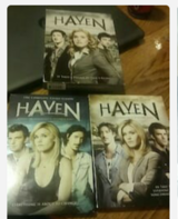 1-3 seasons of haven in Leesville, Louisiana