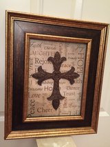 LARGE Wall Art Decor Picture Frame 17 1/2 x 14 1/2 in Naperville, Illinois
