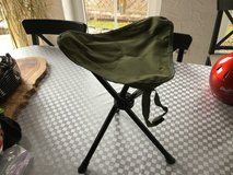 Folding Camp Chair in Ramstein, Germany