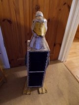 REDUCED Hand Made Duck Head CD Stand in Lakenheath, UK