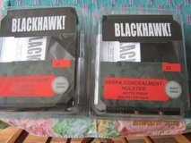 2 new Blackhawk holsters S&w MP 9/40 Sigma in Fort Leonard Wood, Missouri
