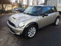 Mini Cooper S- perfect- model 2010- Financing in Hohenfels, Germany