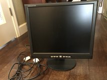 "19"" LCD Monitor with Built in Speakers in Vacaville, California"