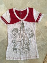Harry Potter Fans!  3 T-Shirts + Infinity Scarf (Size 13-14 / Adult Small) in Naperville, Illinois
