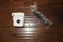 White 8 Megapixel Aiptek Handheld Video Camcorder and Camera in Fort Riley, Kansas