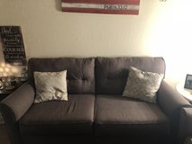 Couch, love seat and two end tables in Leesville, Louisiana