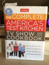 "Cookbook- ""America's Test Kitchen"" TV Show Seasons 1-15 in Fort Leonard Wood, Missouri"