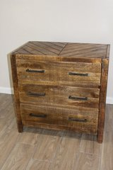 Reclaimed Dresser in Spring, Texas