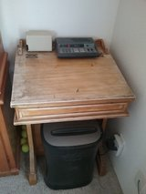 Old Desk in Alamogordo, New Mexico