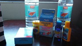 betta fish water and essentials in Vacaville, California