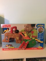 Fisher Price Little People wheelies play n go construction site in Westmont, Illinois