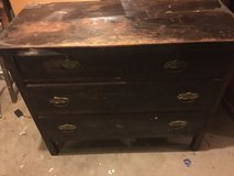 Old Antiqe oak dresser in Fort Campbell, Kentucky
