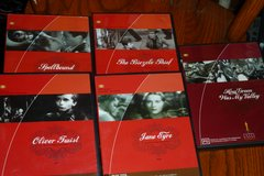 5 DVDs - Classic Movies in Okinawa, Japan