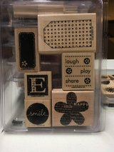 Retired Stampin Up stamp sets in Lockport, Illinois