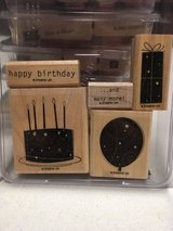 Stampin Up stamp sets--birthday, Valentine's Day, in Lockport, Illinois