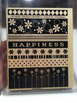 Stampin Up large background stamps in Lockport, Illinois