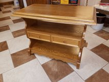 Oak table with drawer in Fort Leonard Wood, Missouri