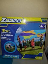 12foot parachute with handles and. ag in bookoo, US