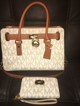 """NEW"" Michael Kors Purse with Matching Wallet in Camp Pendleton, California"