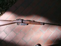 1941 ww2 Italian sniper rifle in Saint Petersburg, Florida