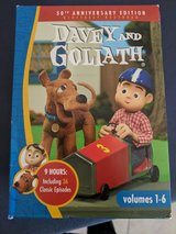 Davey and Goliath Box Set in Ramstein, Germany