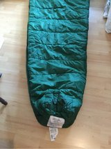 Dark Green Sleeping Bag in Ramstein, Germany