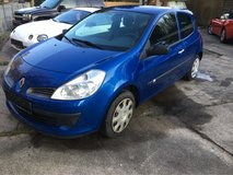Renault Clio 2008 - 127000km. With inspection in Ramstein, Germany